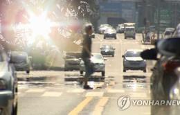 Hàn Quốc trải qua ngày nắng nóng kỷ lục