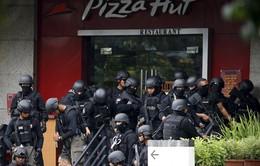Indonesia tập trận chống khủng bố trước thềm ASIAD