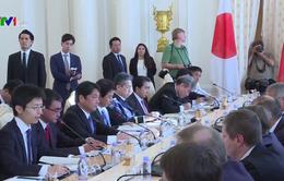 Nga - Nhật đối thoại cấp cao 2+2 tại Moskva