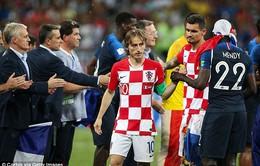 """Thêm dấu hiệu cho thấy Modric """"kết"""" Inter Milan"""
