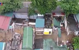 Hòa Bình tiếp tục đối mặt với nguy cơ sạt lở do mưa lũ