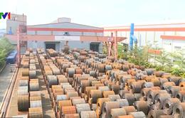 EU áp thuế hạn ngạch 3% lên thép Việt