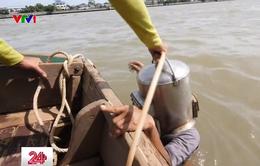"""Những """"Indiana Jones"""" săn kho báu dưới nước tại Thái Lan"""