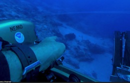 Nghi vấn tìm thấy UFO thời cổ đại dưới Tam giác quỷ Bermuda