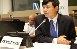 Việt Nam nêu đậm tác động tiêu cực của nước biển dâng tại LHQ