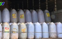 Đắk Lắk: Phát hiện vụ vận chuyển trên 6.000 lít dầu ăn không rõ nguồn gốc
