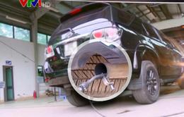 Tăng cường kiểm soát khí thải ô tô nhằm giảm ô nhiễm môi trường
