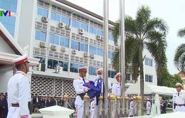 Lào kỷ niệm 51 năm thành lập ASEAN và 21 năm trở thành thành viên