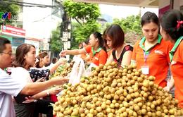 Tuần lễ nhãn và nông sản an toàn Sơn La tại Hà Nội
