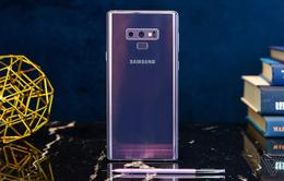 Hình ảnh và cấu hình chi tiết của Galaxy Note 9