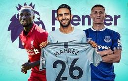 """""""Trọn bộ"""" chuyển nhượng Hè Ngoại hạng Anh: Liverpool khuấy đảo, Man Utd đuối sức"""