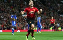 Thi đấu đỉnh cao 7 năm, ít ai ngờ đây là bàn thắng đầu tiên trong sự nghiệp của sao Man Utd