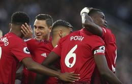 VIDEO Man Utd 2-1 Leicester City: Pogba ghi bàn, Quỷ đỏ mở màn hứa hẹn