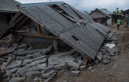 Đảo Lombok, Indonesia nhô cao thêm 25cm sau các trận động đất