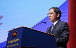 Thứ trưởng Bùi Thanh Sơn chia sẻ về kết quả công tác đối ngoại địa phương