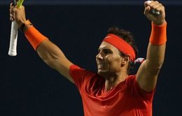 Vượt qua Khachanov, Nadal gặp Tsitsipas tại chung kết Rogers Cup 2018