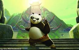 """Bật cười với màn """"thi triển kungfu"""" của gấu trúc"""
