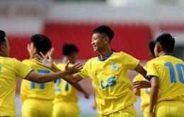 Khởi tranh VCK U15 Quốc gia - Cúp Thái Sơn Băc 2018: SLNA khởi đầu thuận lợi