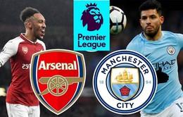 Lịch trực tiếp bóng đá hôm nay (12/8): Đại chiến vòng mở màn Arsenal – Man City