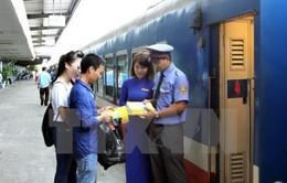 Ngành đường sắt tăng chuyến dịp nghỉ lễ