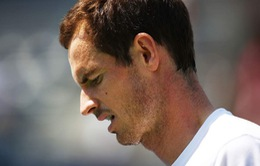 """Bốc thăm Cincinnati: """"Quá đen"""" cho Andy Murray"""