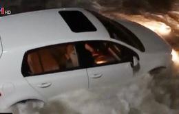 Bão Yagi đổ bộ Trung Quốc, gây mưa lớn và ngập lụt