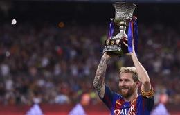 Lionel Messi lập siêu kỷ lục tại Barcelona