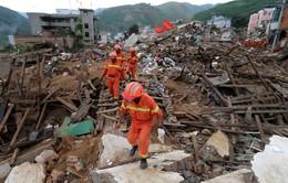 Động đất mạnh 5 độ richter tại Trung Quốc