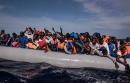 Libya cứu 60 người di cư trên biển