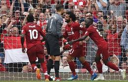 """ĐHTB vòng 1 Ngoại hạng Anh: Sắc đỏ Liverpool xen kẽ nhân tố """"lạ"""""""