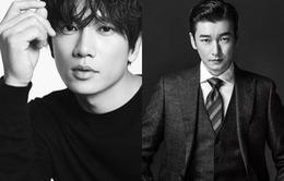 Ji Sung bày tỏ sự ngưỡng mộ với đồng nghiệp Cho Seung Woo