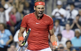 Rogers Cup 2018: Rafael Nadal giành chức vô địch