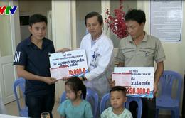 Gần 4 tỷ hỗ trợ nạn nhân vụ xe rước dâu bị nạn ở Quảng Nam