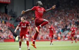 VIDEO HIGHLIGHTS: Liverpool 4-0 West Ham