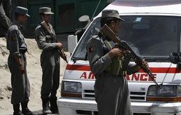 Đánh bom liều chết tại Ủy ban bầu cử Afghanistan