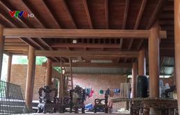 Bùng phát nạn dựng nhà gỗ ở miền núi Quảng Nam