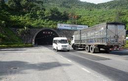 Vỏ hầm Hải Vân ổn định, không xuất hiện thêm vết nứt mới và an toàn