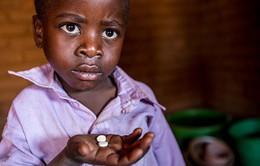 Gần 1,8 triệu trẻ em đang sống chung với HIV