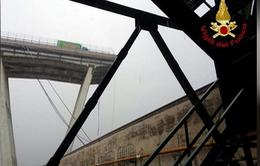 Sập cầu đường cao tốc tại Italy, ít nhất 10 người thiệt mạng