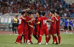 Đội hình dự kiến của Olympic Việt Nam gặp Pakistan: Thầy Park chọn sơ đồ 3-4-3