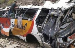 Tai nạn xe bus nghiêm trọng tại Ecuador, ít nhất 22 người thiệt mạng