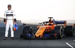 Fernando Alonso quyết định chia tay F1 sau mùa giải 2018