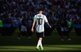 Lionel Messi tuyên bố tạm chia tay ĐT Argentina