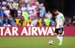 Lionel Messi tuyên bố chia tay ĐT Argentina... đến hết năm 2018