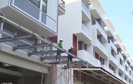 TP.HCM định hướng giảm tỷ lệ xây dựng nhà ở riêng lẻ