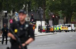 Anh điều tra vụ đâm xe ngoài trụ sở tòa nhà Quốc hội theo hướng tấn công khủng bố