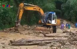 Mưa lũ tiếp tục gây thiệt hại lớn tại Kon Tum
