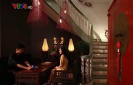 Thưởng thức ẩm thực tại Nhà hàng bóng tối