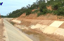 UBND tỉnh Hà Tĩnh chỉ đạo kiểm tra dự án thủy lợi Ngàn Trươi - Cẩm Trang