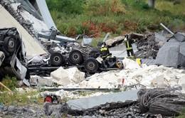 Vụ sập cầu cạn tại Italy: Thủ tướng Conte ban bố tình trạng khẩn cấp ở Genoa